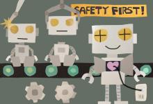 ロボット工場